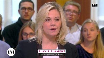 LNE : Flavie Flament se confie sur son livre
