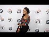 "Christina Milian Latina's 7th Annual ""Hollywood Hot List"" Red Carpet"