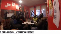 WALLACE Ft. African Phoenix - LIVE VERMINE TIME