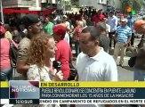 Revolucionarios venezolanos rememoran el golpe de Estado contra Chávez