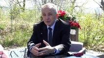 Hautes-Alpes : Victor Bérenguel, maire de Savines-le-Lac et représentant de Nicolas Dupont-Aignan pour les présidentielles