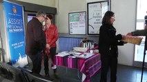 Hautes-Alpes : Ils ont écouté les usagers de la gare de Gap autour d'un café