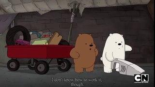 We Bare Bears S3E03 $100 (Clip 1)