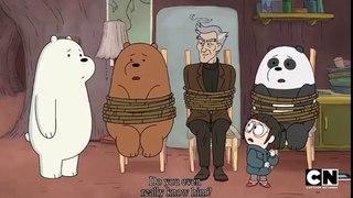 We Bare Bears S3E04 Professor Lampwick (Clip 3)