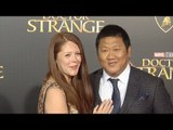 "Benedict Wong ""Doctor Strange"" World Premiere Red Carpet"