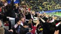L'attitude absolument exemplaire des supporters de Monaco après les explosions à Dortmund !