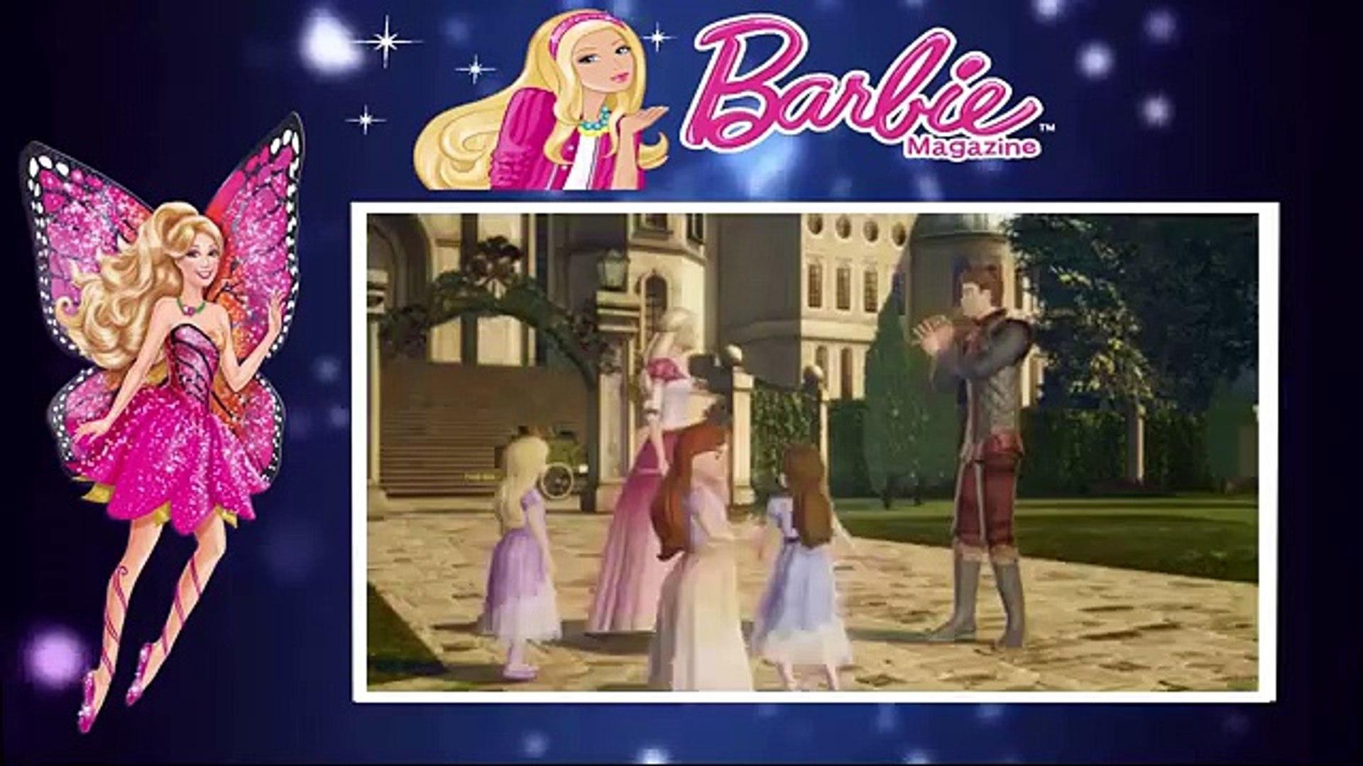 Dessin animé disney channel en français complet ✧ Dessin animé disney ✧ Film animation barbie