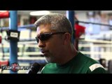 """Joel Diaz """"It's a even fight. If Ortiz loses to Berto, its gonna show he doesnt belong in the sport"""""""