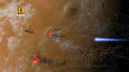 Alienígenas do Passado - Grandes Mistérios de Marte, Valles Marineris, Ufos, Óvnis, Anomalias, HQ