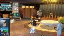 Lego Marvels Avengers Tony Assembles The Avengers at Stark Tower 'The Avengers'