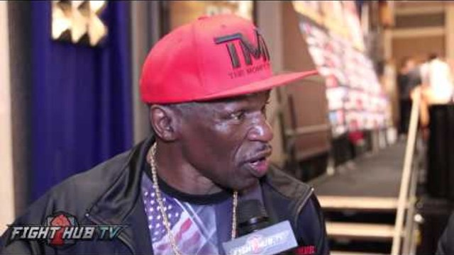 """Floyd Mayweather Sr on Broner Floyd call out """"Thats a joke! Broner dont want that fight!"""""""