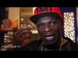 """Mayweather Sr """"If Pacquiao don't win go sit yo ass down! I dont want my son to rematch!"""""""