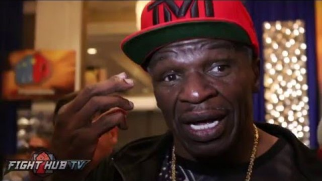 "Mayweather Sr ""If Pacquiao don't win go sit yo ass down! I dont want my son to rematch!"""