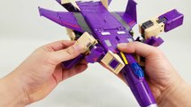 Transformers DX9 D08 Gewalt Blitzwing Tank AirFighter Robot 3 Combo Transformation Car Robot Toys
