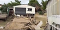 Edgecumbe Property Partially Collapsed After Flooding
