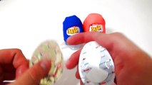 Learn Colours with Surprise Eggs  K Unboxing Colored Surprise Eggs I Play Doh fo