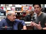 Bob Arum likes Crawford vs. Postol for July PPV, Talks  Mike Alvarado at end of year & Broner