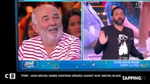 TPMP - Jean-Michel Maire confond Gérard Jugnot avec Michel Blanc, fou rire sur le plateau