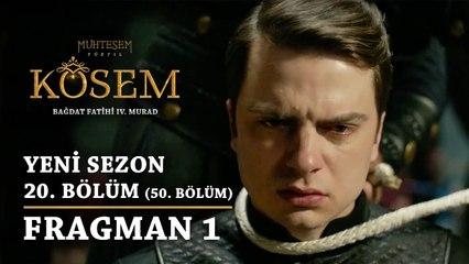 Muhteşem Yüzyıl: Kösem | Yeni Sezon - 20.Bölüm (50.Bölüm) | Fragman 1