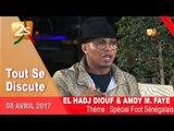 Le manque de sérieux des joueurs Sénégalais selon El Hadj DIOUF
