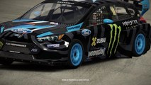 Project CARS 2 - Bande-annonce du rallycross