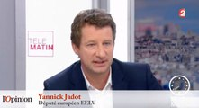 Yannick Jadot : «Marine Le Pen ne sera pas élue à cette élection présidentielle»