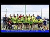 Barletta | Torneo Futsal Bat, calcio e divertimento, buona la... Zero!
