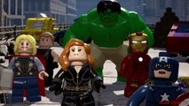 Lego Marvels Avengers Defeat Loki The Final Boss, THE END 'The Avengers'