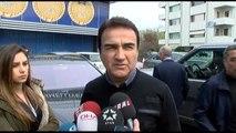 Başkan Akgün, Ünlü Sanatçı İbrahim Erkal'ı Hastanede Ziyaret Etti