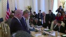 """La Russie veut connaître """"les intentions réelles"""" des Etats-Unis"""