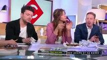 Kev Adams fait manger un space cake à l'équipe de « C à vous » à leur insu