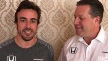 Alonso renuncia al GP Mónaco para correr Indianápolis