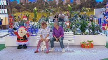 A Praça é Nossa (18/12/14) - Nina reclama que está sem o que fazer nas férias
