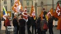 Pouvoir d'achat : Manifestation des retraités au Mans