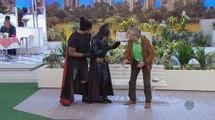 A Praça É Nossa (07/08/14) - Batman e Robin em mais uma missão na Praça