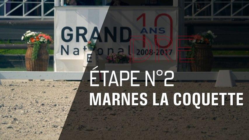 GRAND NATIONAL : LE MAG - DRE n°2 à Marnes la Coquette