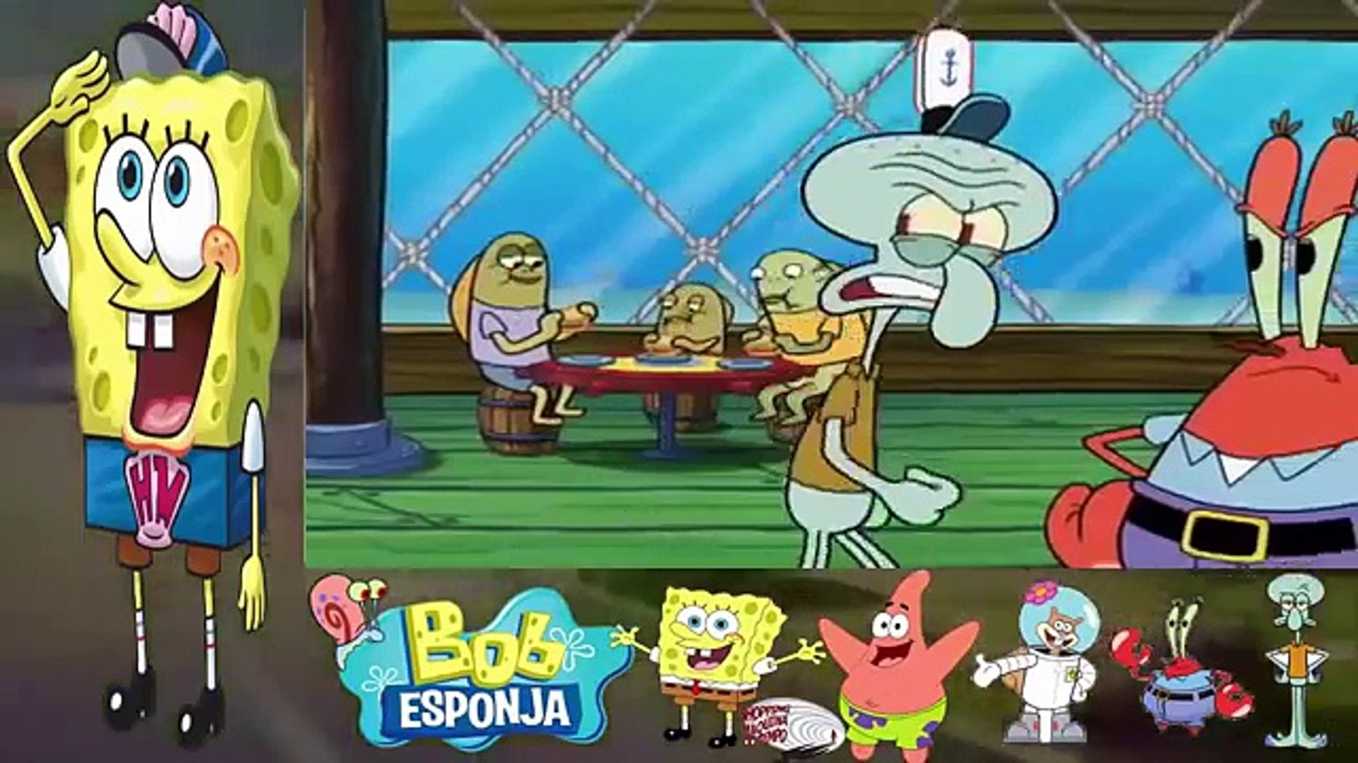 Bob Esponja O Vulcao Video Dailymotion