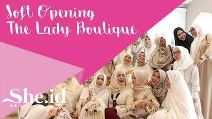 The Lady Hadirkan 30 Desainer Busana Muslim