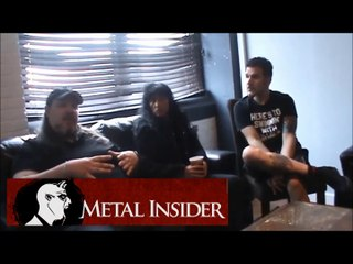 Anthrax discuss beer, branding, their busy 2017