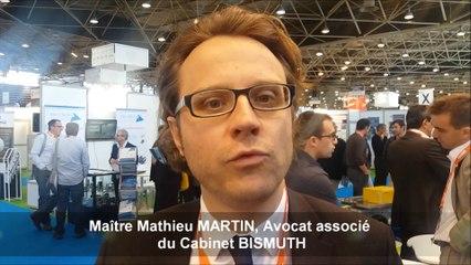Industrie du futur : Maître Mathieu MARTIN, Avocat associé du Cabinet BISMUTH