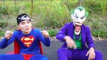 LEAGA DAS VILAS-RECRUTAS MIRINAS # CORINGA # SUPERMAN # HOMEM-SPIDER