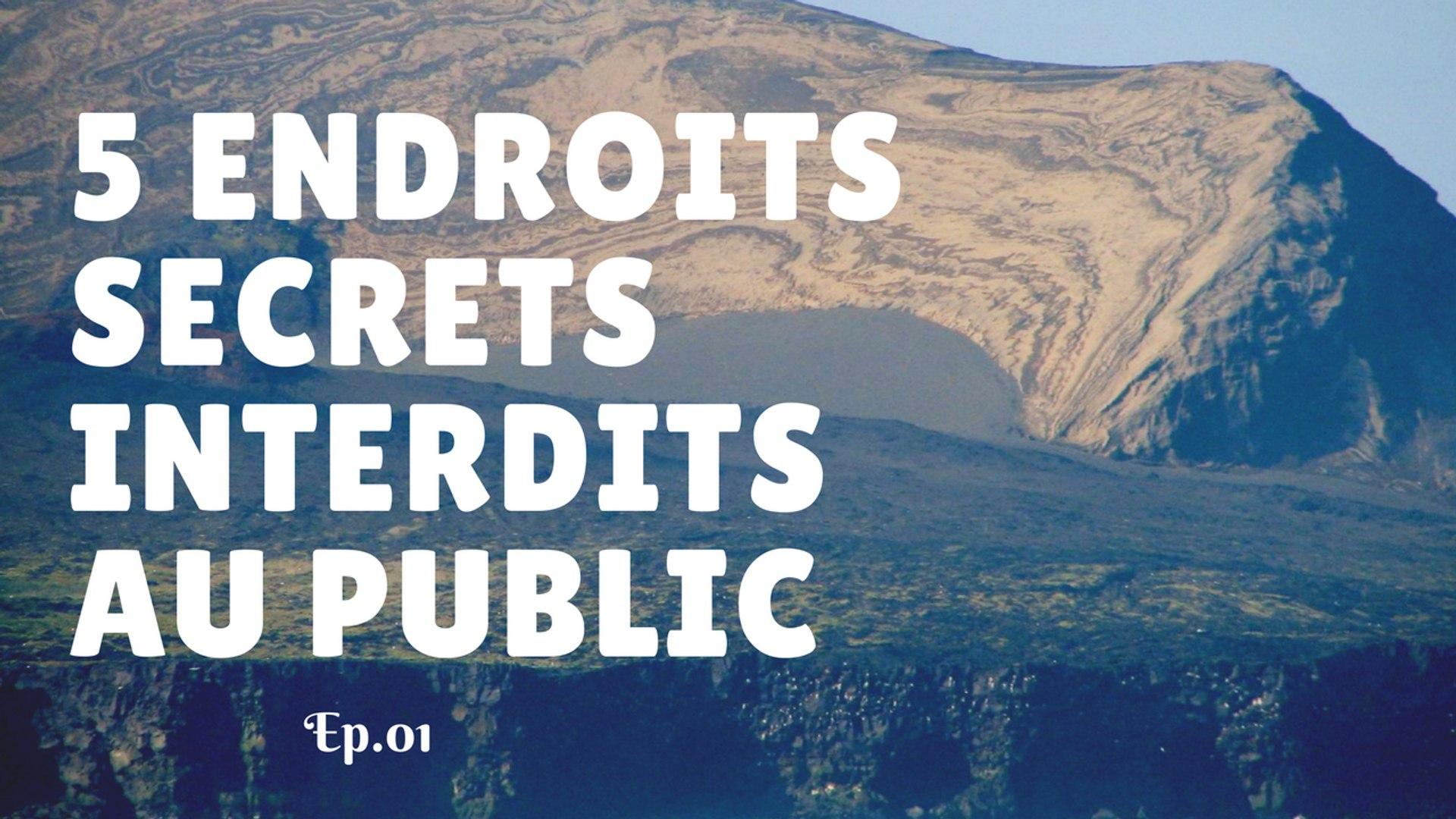 5 Endroits Interdits Aux Touristes Ep1 Video Dailymotion