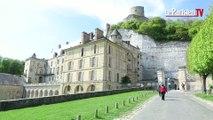 Numérisation 3D du théâtre du château de La Roche Guyon
