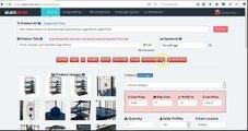 οδηγίες για το eBay Listing (EBAY LISTER) - Dropshipping
