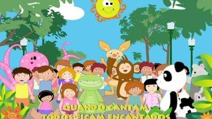 Panda vai à Escola - O Concerto Dos Animais