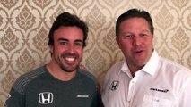 McLaren vuelve a las 500 Millas de Indianápolis con Fernando Alonso