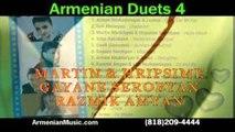 ARMENIAN DUETS & MORE 4 NEW ARMENIAN CD 2017