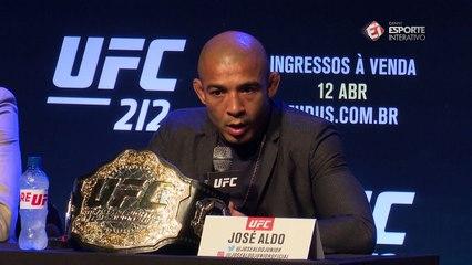 """Aldo: """"Hoje em dia tá uma palhaçada"""""""