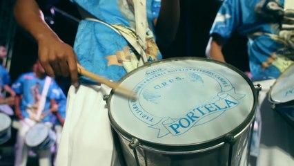 Portela - Um Rio De Mar A Mar: Do Valongo Á Glória De São Sebastião