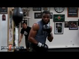 Sergey Kovalev vs. Jean Pascal 2 full video- Pascal full media workout video